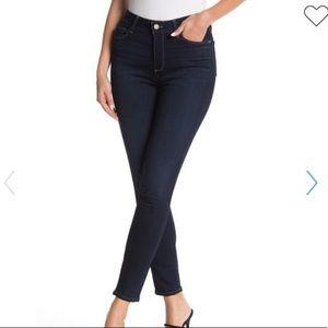 Paige Horton ankle skinny jeans Sz 30